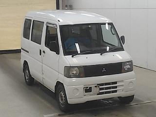 MITSUBISHI MINICAB CS  с аукциона в Японии