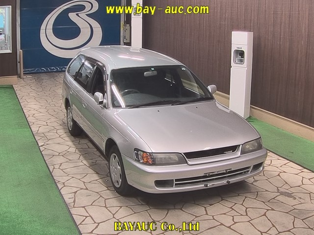 Buy used TOYOTA COROLLA TOURING WAGON at Japanese auctions