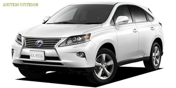 LEXUS RX RX450H VERSION L