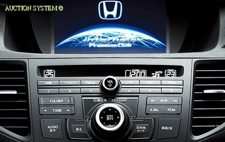 HONDA ACCORD 20TL INTER NAVI PACKAGE