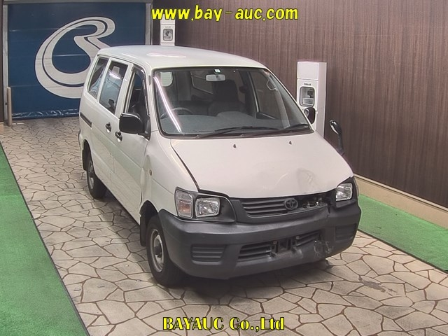 Buy used TOYOTA LITE ACE VAN at Japanese auctions
