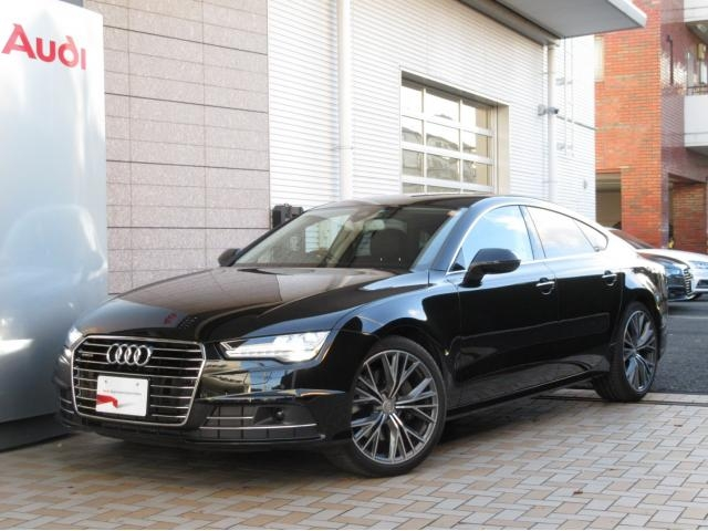 Buy used AUDI A7 SPORTBACK at Japanese auctions