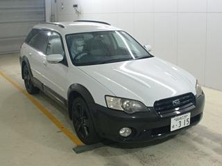 SUBARU OUTBACK 3.0R 4WD  с аукциона в Японии