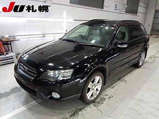 SUBARU OUTBACK 4WD  с аукциона в Японии