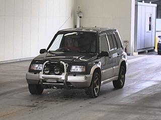 SUZUKI ESCUDO 4WD  с аукциона в Японии