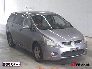 MITSUBISHI GRANDIS   с аукциона в Японии