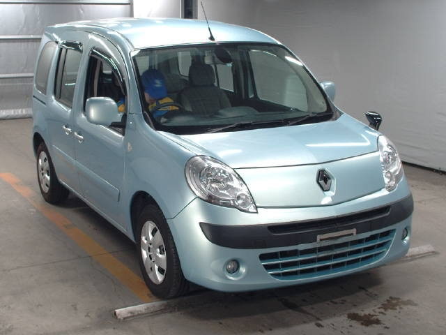 Buy used RENAULT KANGOO at Japanese auctions