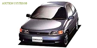 TOYOTA COROLLA II