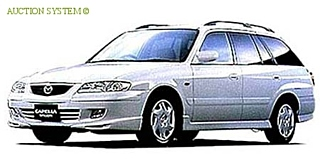 MAZDA CAPELLA WAGON
