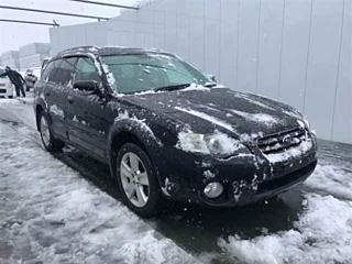 SUBARU OUTBACK 2.5i AWD 4WD с аукциона в Японии