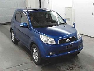 DAIHATSU BEGO CX  с аукциона в Японии