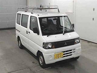 MITSUBISHI MINICAB CS AWD 4WD van с аукциона в Японии