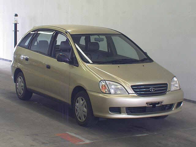 Buy used TOYOTA NADIA at Japanese auctions