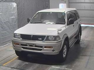 MITSUBISHI CHALLENGER 4WD  с аукциона в Японии