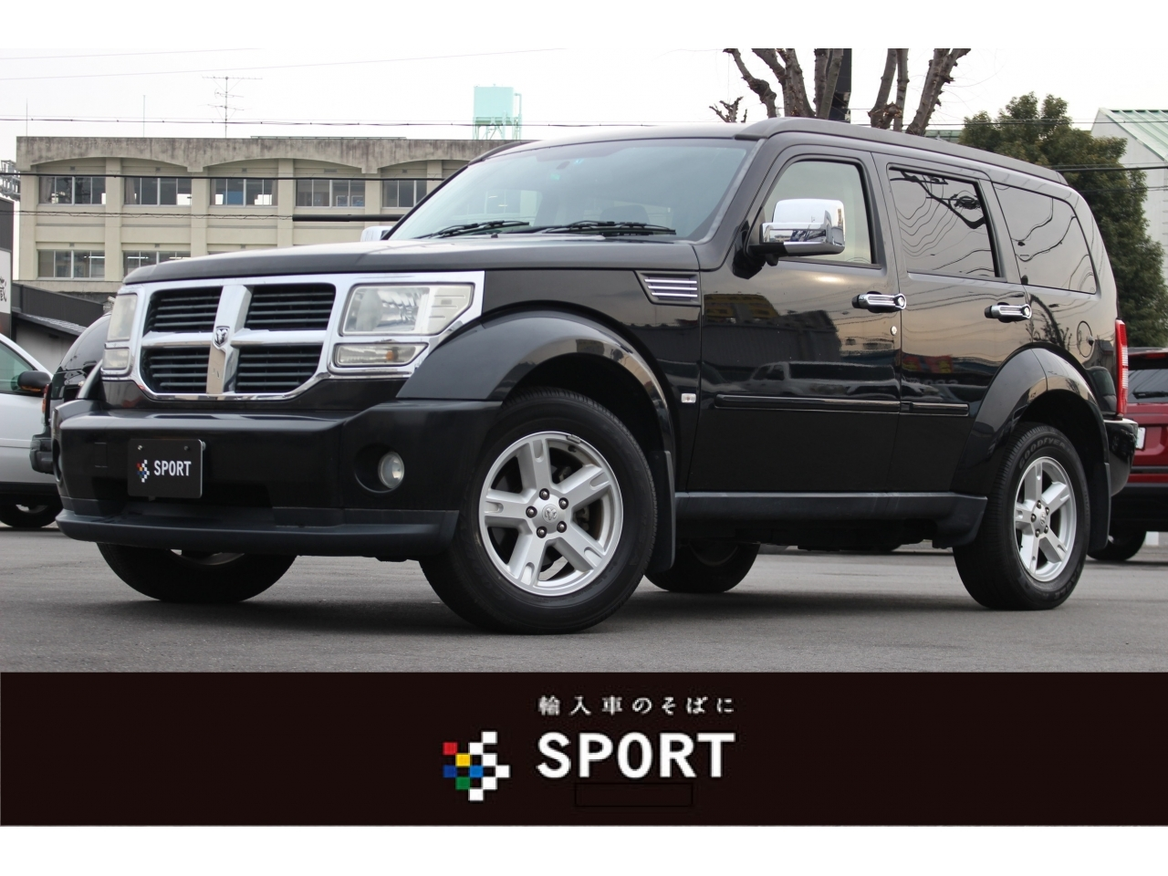 Buy used DODGE NITRO at Japanese auctions