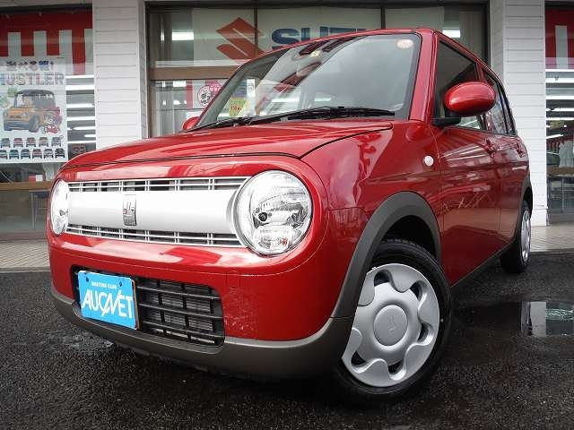 Buy used SUZUKI ALTO LAPIN at Japanese auctions