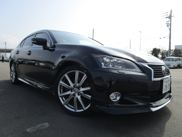 Buy used LEXUS GS at Japanese auctions