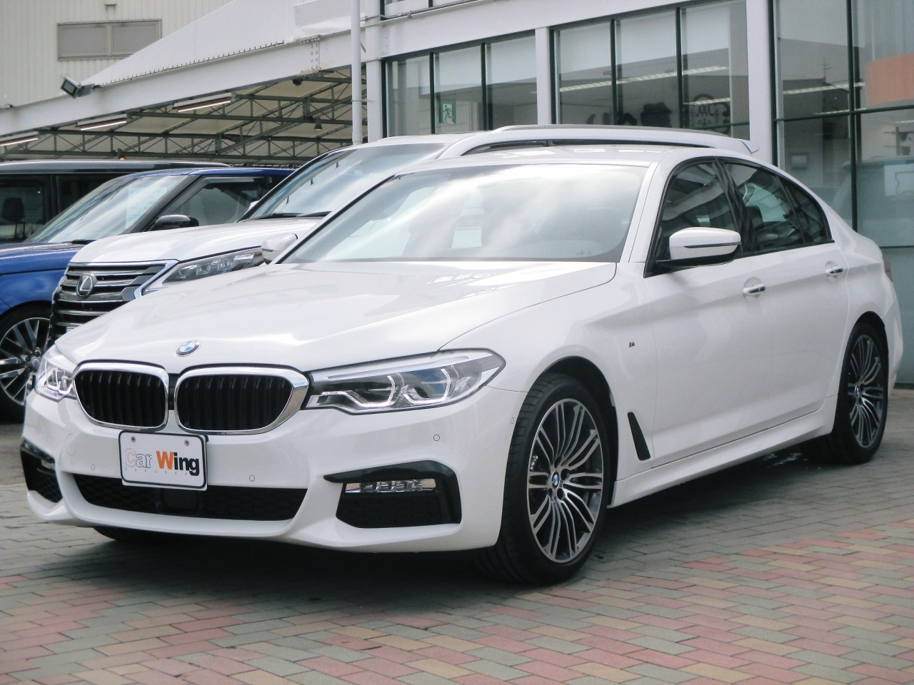 Buy used BMW 5 SERIES at Japanese auctions