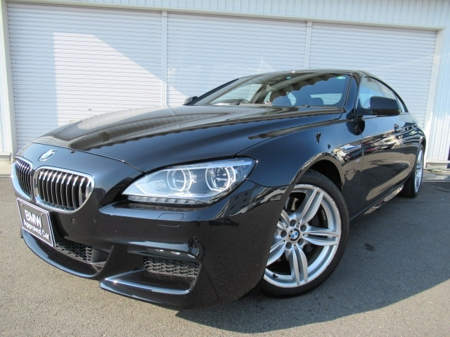 Buy used BMW 6 SERIES at Japanese auctions