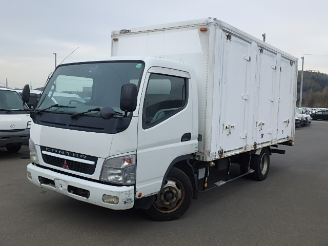 Buy used MITSUBISHI CANTER at Japanese auctions