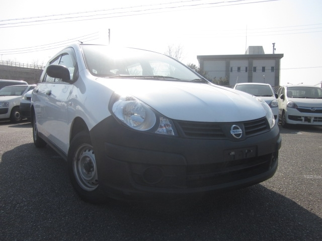 Buy used NISSAN AD at Japanese auctions