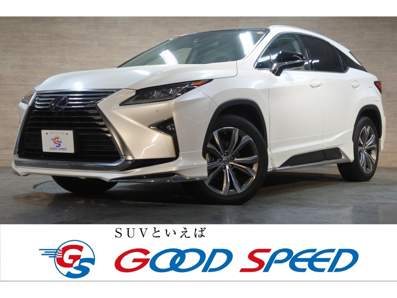 Buy used LEXUS RX at Japanese auctions