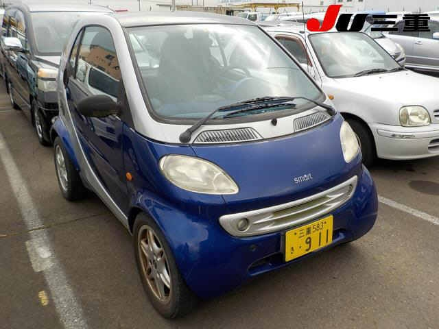 Buy used SMART COUPE at Japanese auctions