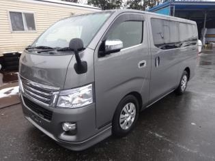 Buy used NISSAN NV350 CARAVAN at Japanese auctions
