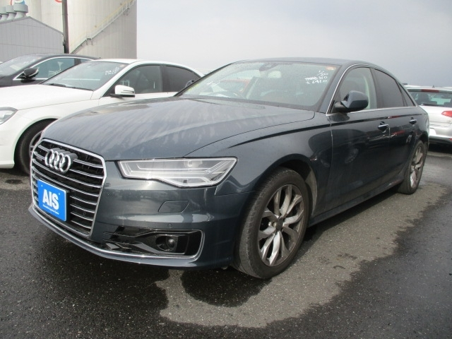 Buy used AUDI A6 at Japanese auctions